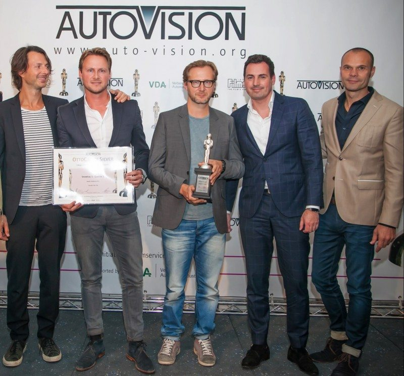 Dunlop, Vredestein films honoured at AutoVision Awards