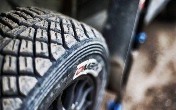 The Dmack DMG+2 gravel tyre was supplied in two compounds for the varied conditions