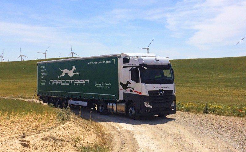 Marcotran Signs Pan-European Goodyear FleetFirst Contract
