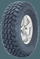Firenza MT-383 provides off-road grip in 4×4 range