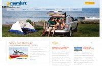 New Membat website