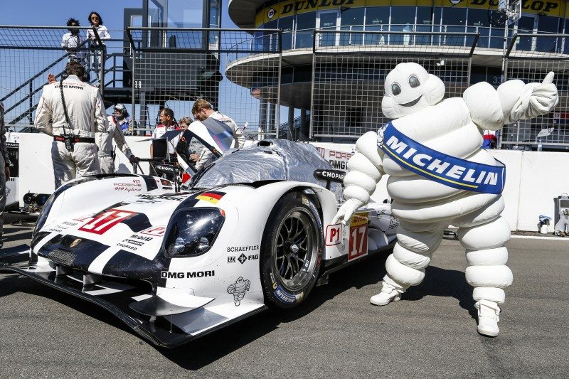 Michelin-fitted Porsche Team's 'perfect tyre strategy' aids Nürburgring victory