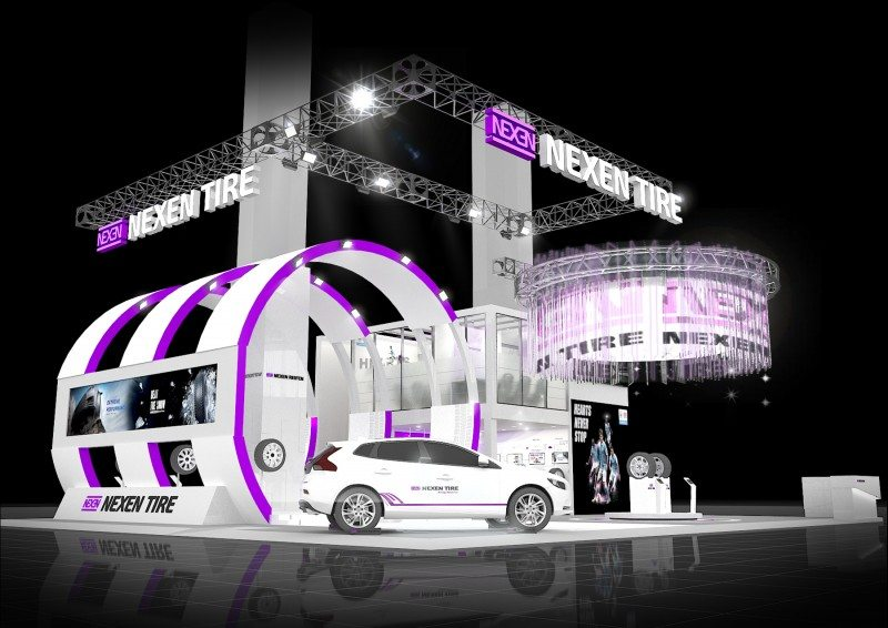 Nexen highlighting OE and Man City at IAA