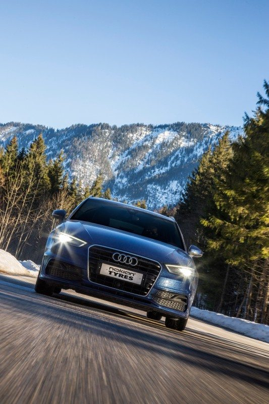 Nokian wins Auto Express all-season tyre test; dry performance remains 'concern' for segment