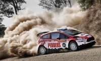 Dmack gravel tyres, teams come through 'tough test' in WRC Australia
