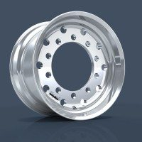 New Speedline megatrailer forged truck wheel to make world debut at NUFAM 2015