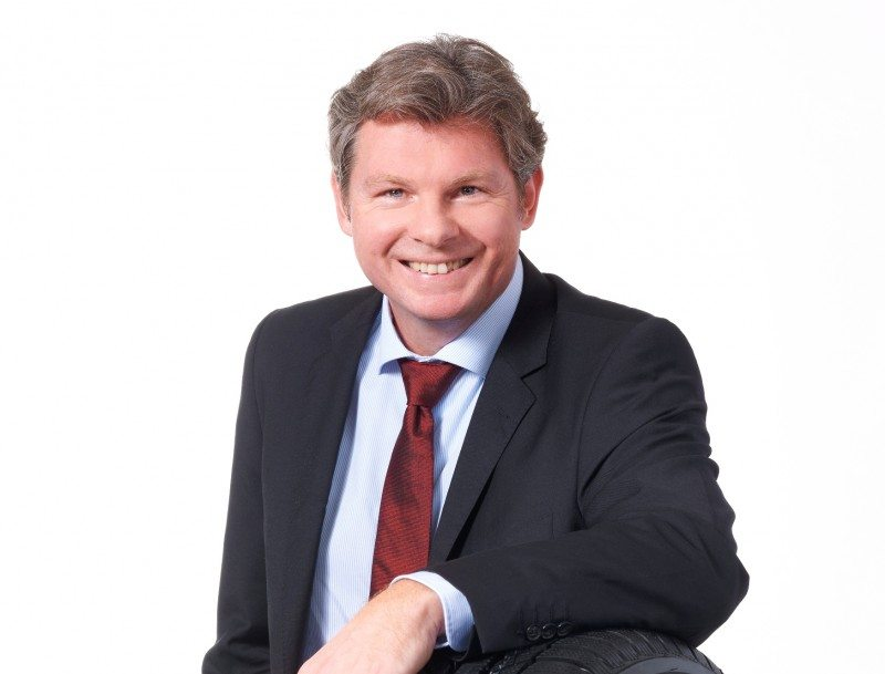 Stefan Fischer is now managing director – Europe for Product Technology, which includes R&D, OE, product planning and field engineering