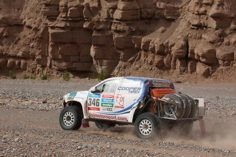 Dakar involvement bolsters Cooper's 4x4 tyre strength