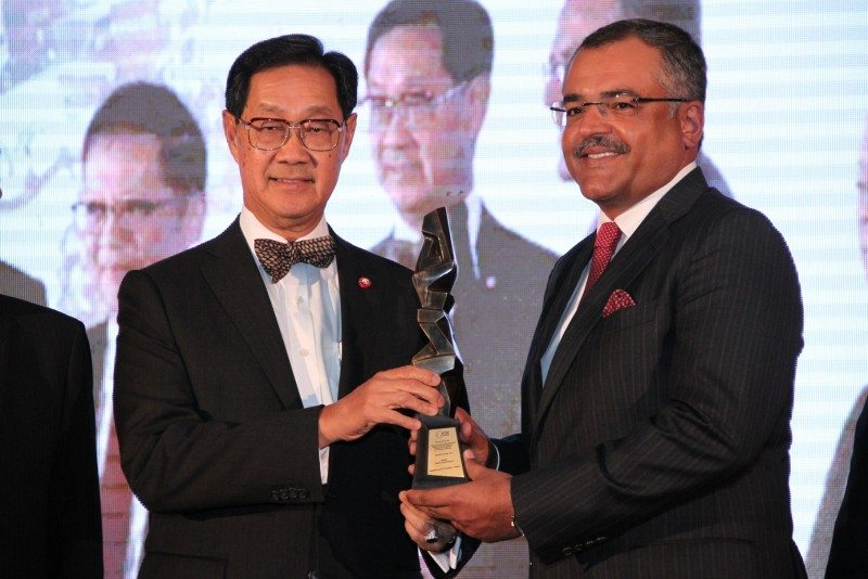 Apollo Tyres awarded at the Asian CSR Awards 2015