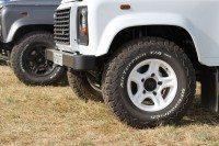 BFGoodrich's 'toughest' all-terrain tyre