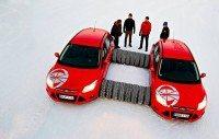 Nokian a double winner in Finnish tyre test
