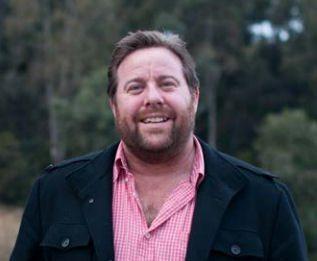 Shane Jacobson a Bridgestone World Solar Challenge ambassador
