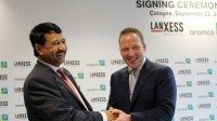 Lanxess and Saudi Aramco create synthetic rubber joint venture
