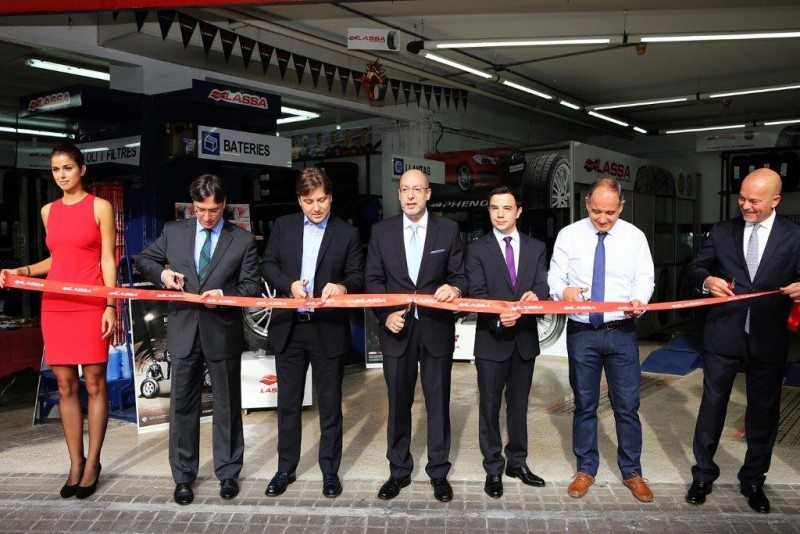 Lassa opens first Barcelona branded shop