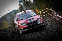 Yokohama encouraged by pace shown in BTRDA rally series