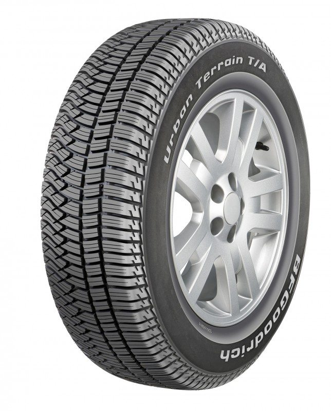 BFGoodrich launches new European SUV and crossover tyre