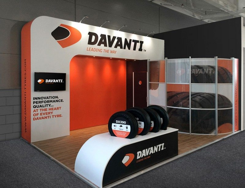 The Oak Group's new Davanti brand was launched at Autopromotec 2015
