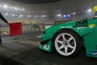 Falken Motorsports driver James Deane is crowned Drift Allstars champion