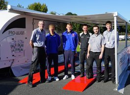 Pirelli, Pro-Align kick off Tyre Safety Month events with football support