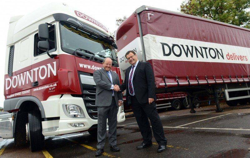 Bridgestone extends Downton deal