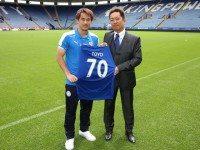 Toyo renews Leicester City Football Club partnership