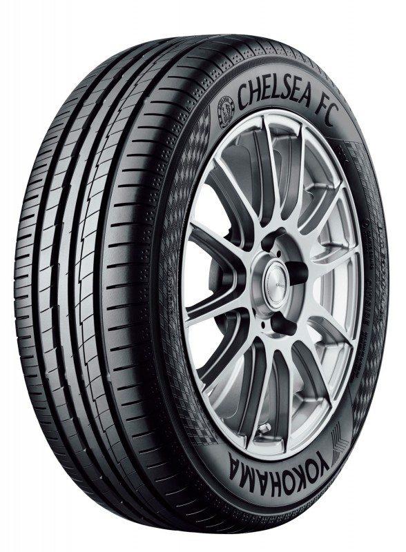 Yokohama release Chelsea tyre
