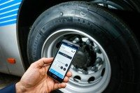Michelin launches fleet tyre management apps