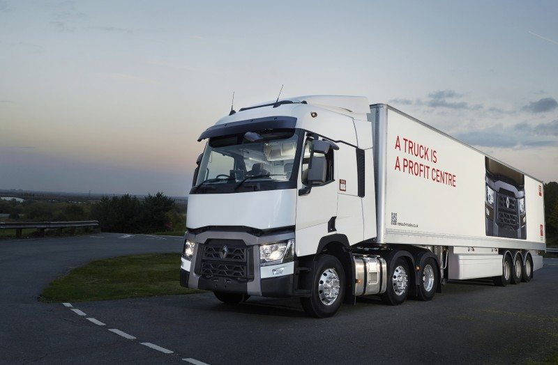 Renault selects Michelin X Line Energy tyres as OE on its T-Series Optifuel