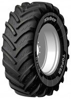 Kleber exhibiting new Topker tractor tyres at Agritechnica