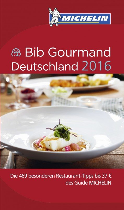 Michelin publishes Germany Guide with special 'Bib Gourmand' value listings