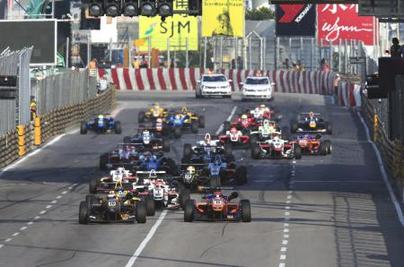 Yokohama returns to Macau for 33rd year