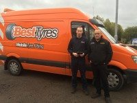 Best Tyres using CAM's e-jobsheet for increased 'professionalism', 'responsiveness'
