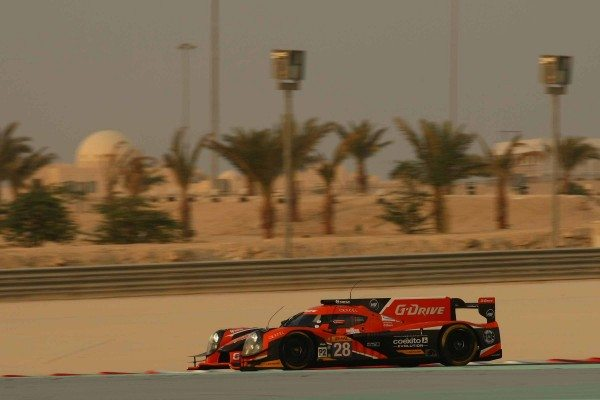 G-Drive Racing claimed the 2015 LMP2 title in the FIA World Endurance Championship