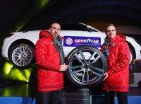 Tyres & football: Goodyear becomes Bayern Munich platinum partner