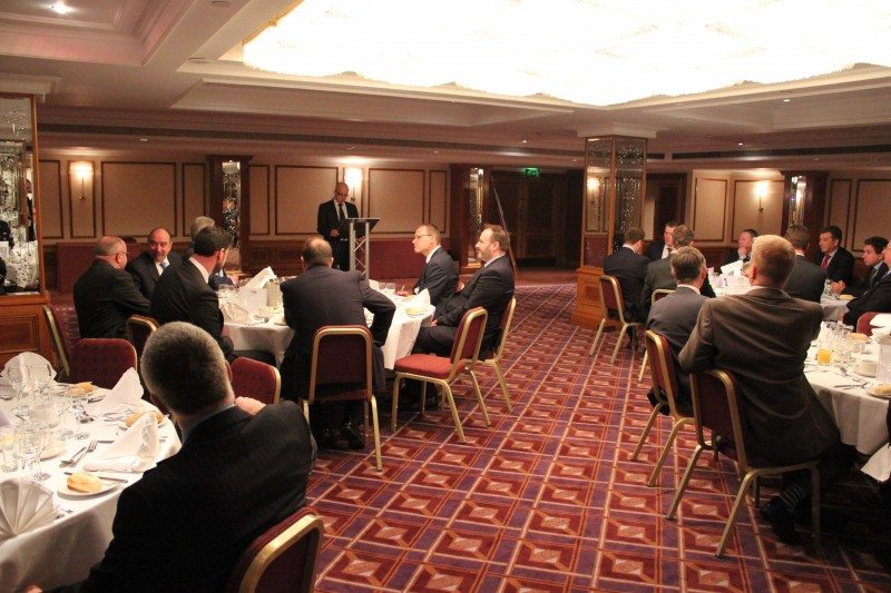 Next year the TWG dinner will precede the NTDA conference and TIA awards dinner, rather than being a stand-alone event