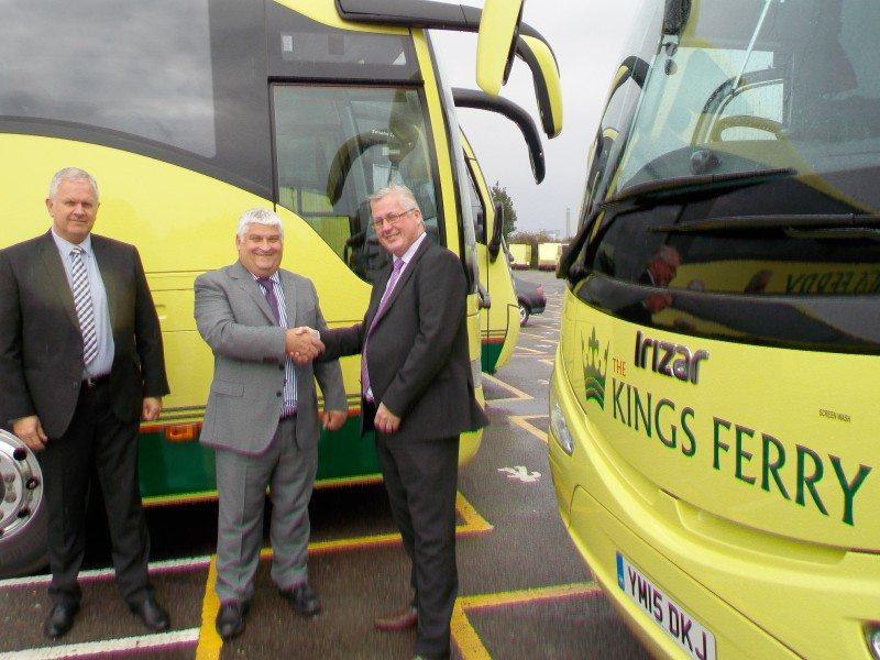 Kingsferry agreement is Bridgestone's crowning glory