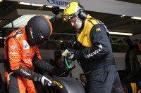 Matt Rees, Dunlop engineer – G-Drive Racing
