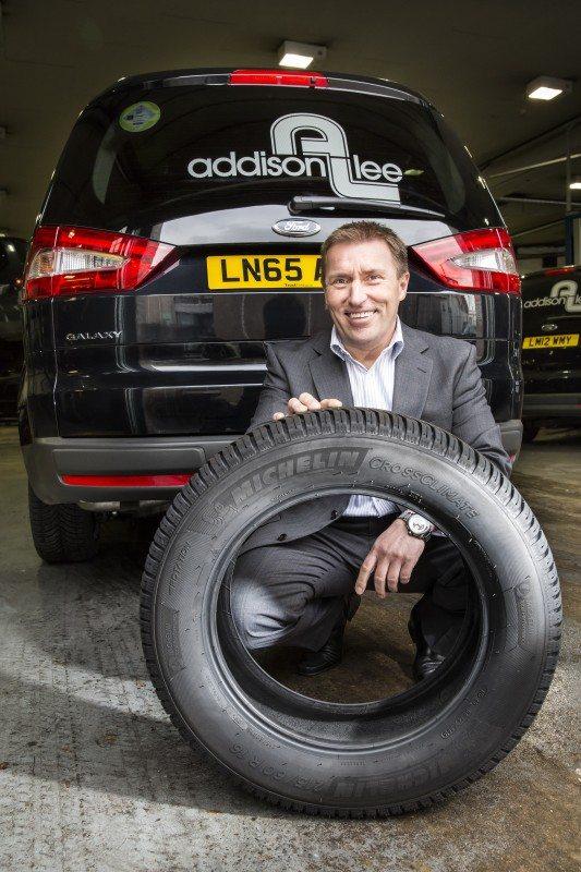 Addison Lee to fit Michelin Crossclimate across majority of fleet
