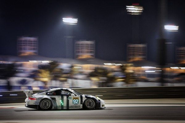Although the N°92 Porsche 911 RSR of Pilet/Makowiecki failed to figure well in qualifying, it went on to dominate the race