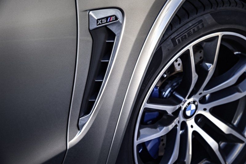 Pirelli gains OE tyre approval for BMW X5 M and X6 M