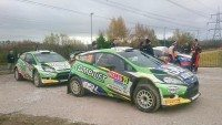 Class victories and fraternal competition on Pirelli tyres at Wales Rally GB