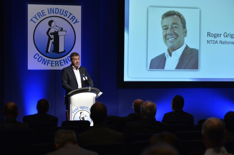'Fascinating times' – Roger Griggs speaks at NTDA Annual Dinner