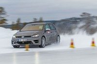 Sport auto tests W speed rated winter tyres