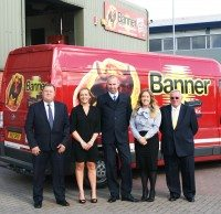 Banner Batteries powers up sales and marketing team