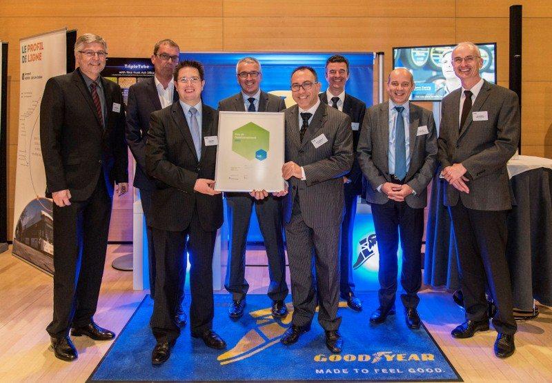 Goodyear wins Fedil award for rice husk ash silica development