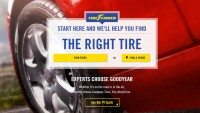 Goodyear now selling tyres online throughout the USA