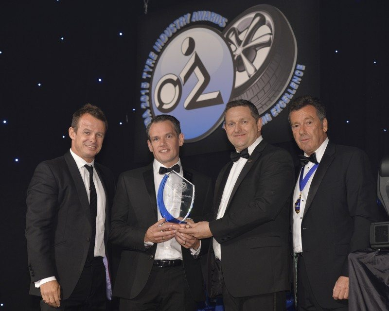 2015 a winning year for Kirkby Tyres