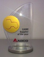AirCell project lands Mitas an AGCO supplier award