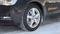 Conti seals hat-trick in Auto Express winter tyre test reflecting British climate