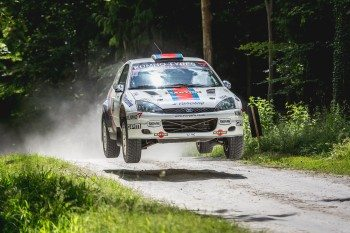 David Wright wins on Kumho at Goodwood Festival of Speed